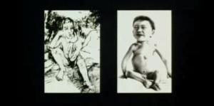 paragoni fra opere d'arte degenerata e handicap fisici