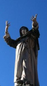 Stefano Galletti, Fra Girolamo Savonarola, 1875, Ferrara