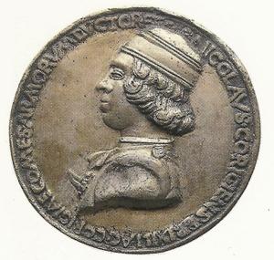 medaglia di Nicolò II Da Correggio