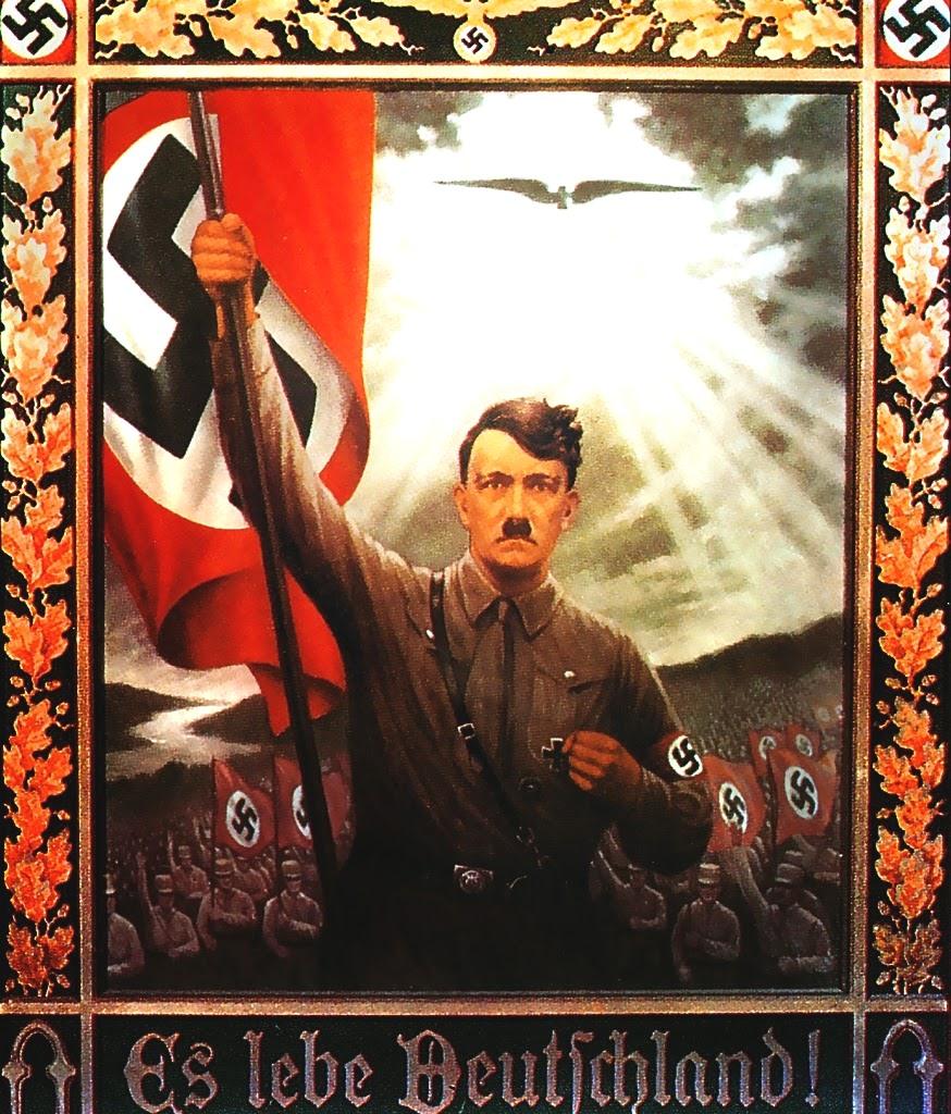 Hitler Es lebe Deutschland